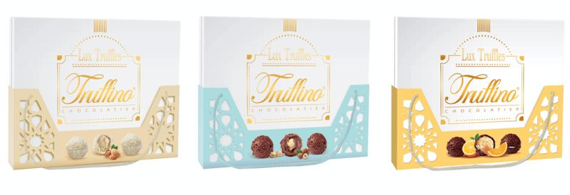 Chocolate Truffle Gift Boxes