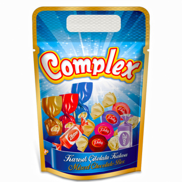 Complex Mixed Compound Chocolate