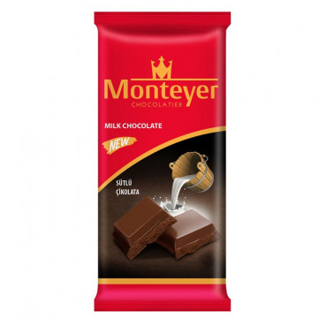 Monteyer Milk Tablet Chocolate