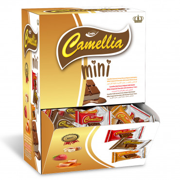 Camellia Mini Mix Compound Chocolate