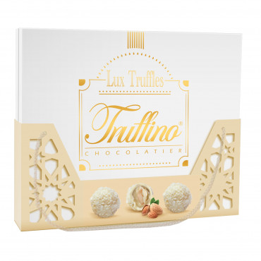 Truffino White Chocolate With Almond And Coconut  - new