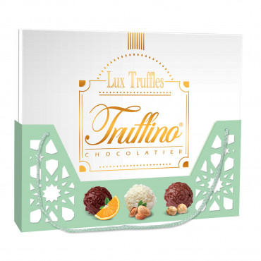 Truffino Assorted (Hazelnut, Almond, Orange)