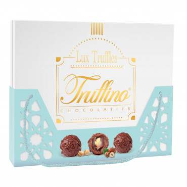 Truffino Milk  Chocolate With Hazelnut Filled Hazelnut Cream  - new