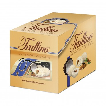 Truffino White Truffle Chocolate With Almond And Coconut