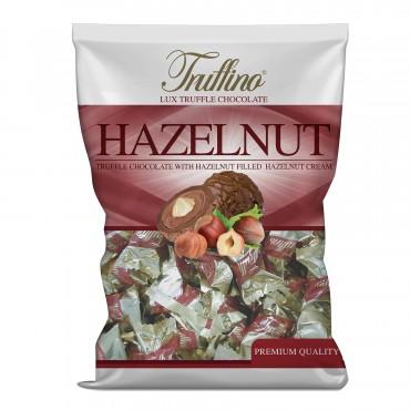 Truffino Milk Truffle Chocolate With Hazelnut Filled Hazelnut Cream