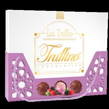 Truffino Milk Chocolate With Raspberry Cream Filling