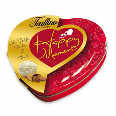 Truffino Happy Moments White Truffle Chocolate With Almond And Coconut